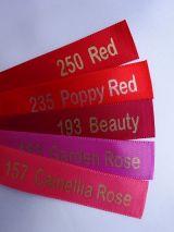 Pakavimo juostelės 235-Poppy Red